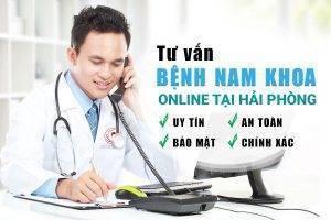 Tư vấn nam khoa trực tuyến miễn phí cùng bác sĩ giỏi