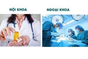 Các phương pháp nội khoa ngoại khoa trong điều trị bệnh lý viêm nhiễm nam khoa