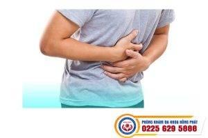 Bệnh lý liên quan đến triệu chứng đau bụng dưới khi đi tiểu